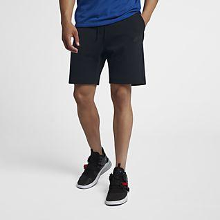 Herren Nike Grau Bekleidung: Nike England Tech Fleece Hosen