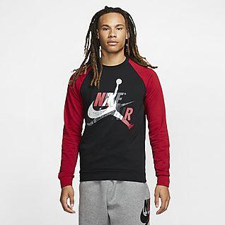 T shirt Nike Air Max Felpa girocollo Air Jordan Maglietta