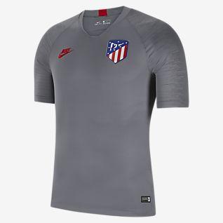 obtener online zapatos deportivos diseño encantador camiseta atlético de madrid squad negra rosa gz259e7 - gzpajans.com