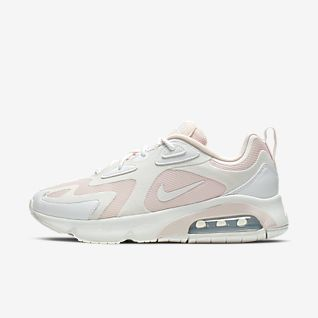 Nike Air Max 90 Premium Comfort EM Womens White Hot Pink