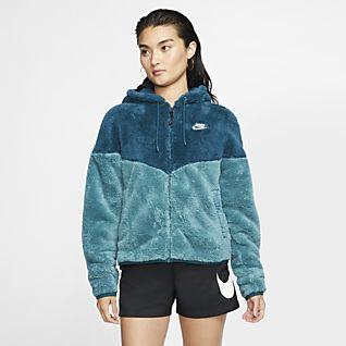 Nike Sportswear Womens Down Fill Iridescent Parka NWT