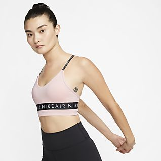 26f42c41cea2a Nike Pro. Women's Medium-Support Sports Bra. 2 Colours. ₪ 99.90. Nike Indy