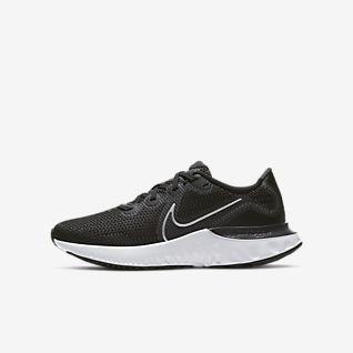 Garçons Running Chaussures. Nike LU