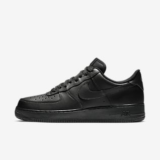 nike air force nere opache