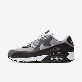 Beste Nike Air Max 90 Essential Alle Wit Heren Schoenen in