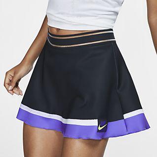 half off 66f46 a5dad Damen Tennis Bekleidung. Nike.com AT