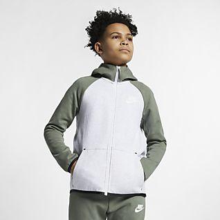 Enfant Fleece Vestes et vestes sans manches. BE