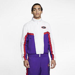 Abbigliamento Nike Showtime Giacca da basket, giacche Uomo