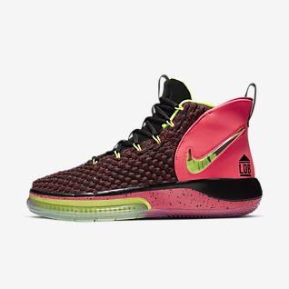 Nike Hyperdunks.