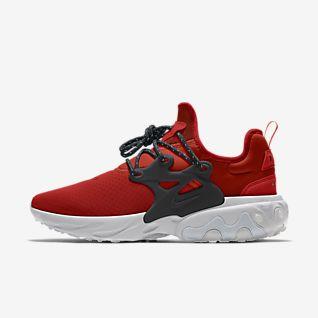 zapatillas rojas hombre nike