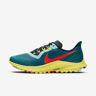 Running Coral Azul Nike Air Zoom Pegasus 3 Tenis Zapatos
