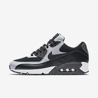 Nike Air Max 90 Essential Purple Wolf Grey White 537384 122
