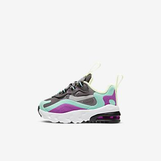 Nike Girls' Little Kids' Air Max 270 Casual Shoes Unicorn Gel