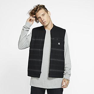 Men's Jackets & Vests.
