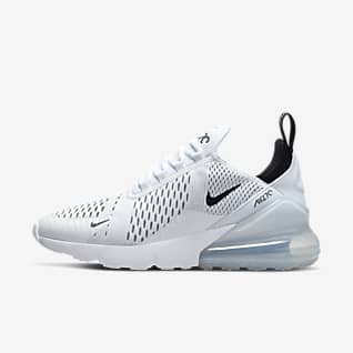 nike requin blanche femme