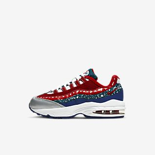 Red Hot Angebote Nike Air Max 95 Essential Schuhe weiss