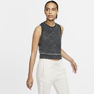 a1bc45c488 Women's Black Tank Tops & Sleeveless Shirts. Nike.com