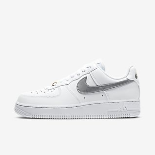 Nike Sportswear Air Force 1 Sneaker low grau