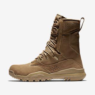 Brązowy Buty. Nike PL