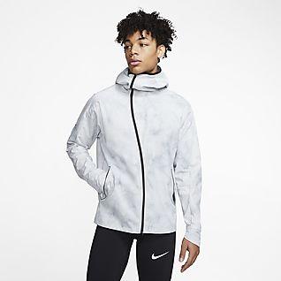 Details about NEW $175 Nike Zonal AeroShield Men'sWaterproof Vented Running Jacket SZ XL