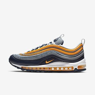 Prices Slashed Womens Nike Air Max 95 360 Black Grey Orange