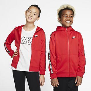 e70fbf5a7ccd0 Boys' Hoodies & Sweatshirts. Nike.com GB
