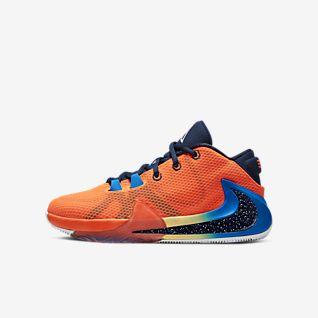 scarpe bambino nike basket