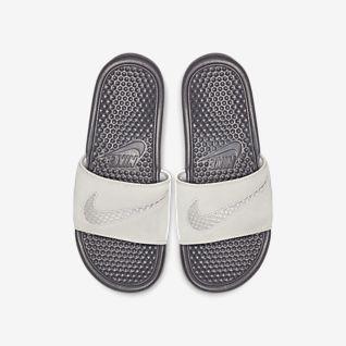 fd20297b3816 Nike Benassi JDI Leather SE