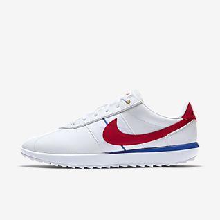 Nike Cortez Nylon Classic Gym Rot Weiß Nike Sportschuhe