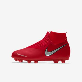 Girls' Football Shoes. Nike ID