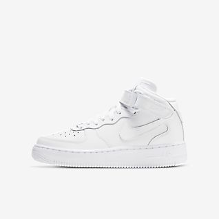 2air force 1 niña blancas
