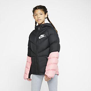 Gutt Parka jakker. Nike NO