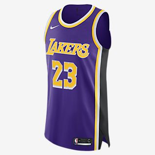 finest selection eab24 b07e4 Los Angeles Lakers Jerseys & Gear. Nike.com