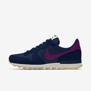 nike internationalist uomo blu