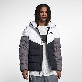 ventas especiales venta minorista 100% Calidad nike chaqueta