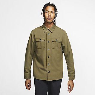 tienda de descuento gran venta ajuste clásico Hombre Térmicas Camisas. Nike ES