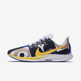 afficher les nouveaux soldes chaussures en ligne bleu pour hommes 12 larges