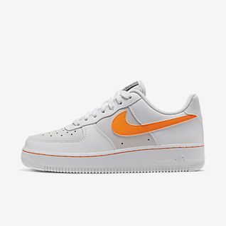 Nike W Air Force 1 Lo, Sneakers Basses Femme: