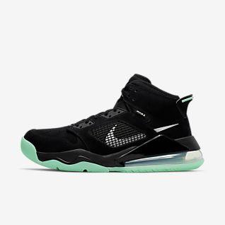 Scarpe Air 1 Alte Uomo Sneakers Mid Nike Jordan Da Basket
