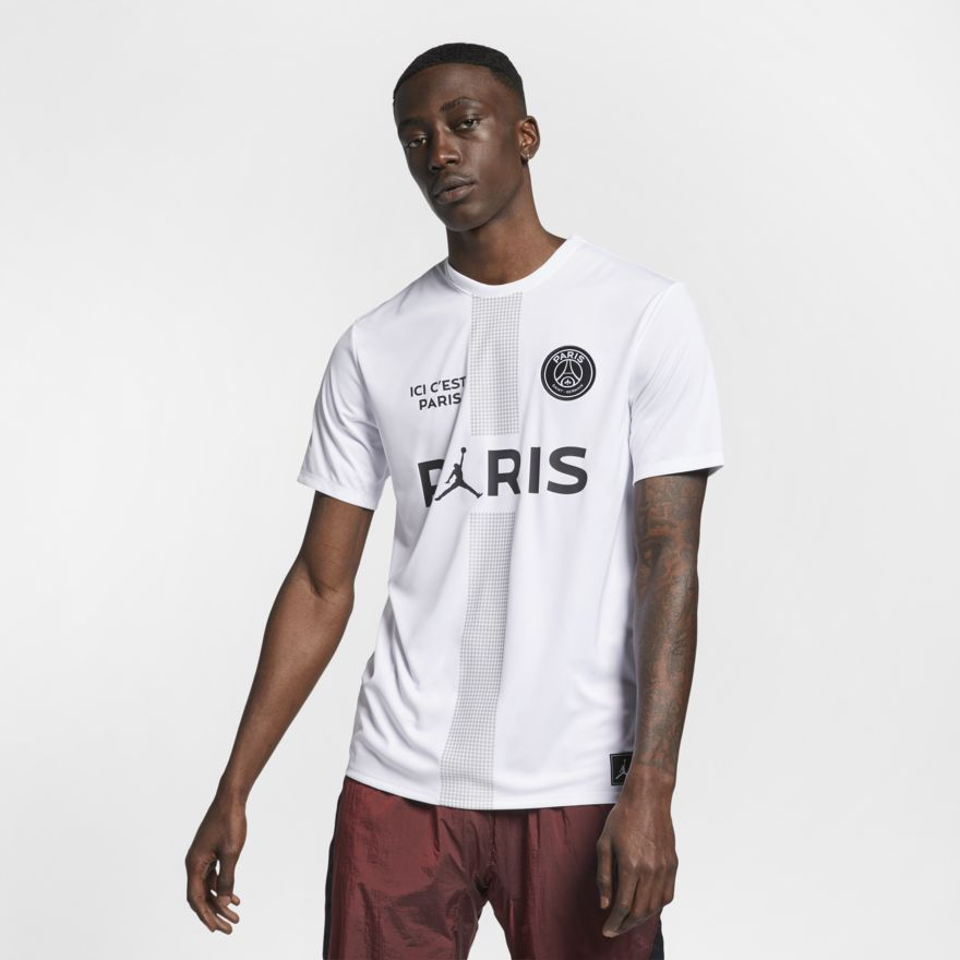 PSG x Jordan jersey