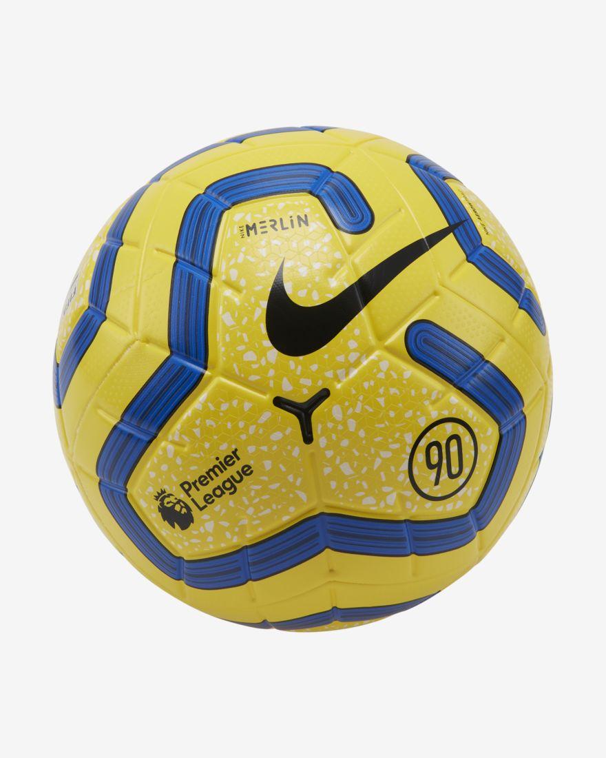 Consumir transatlántico cada vez  Nike presenta el balón de invierno de la Premier League 19/20 inspirado en  el legendario modelo Total 90 – La Jugada Financiera