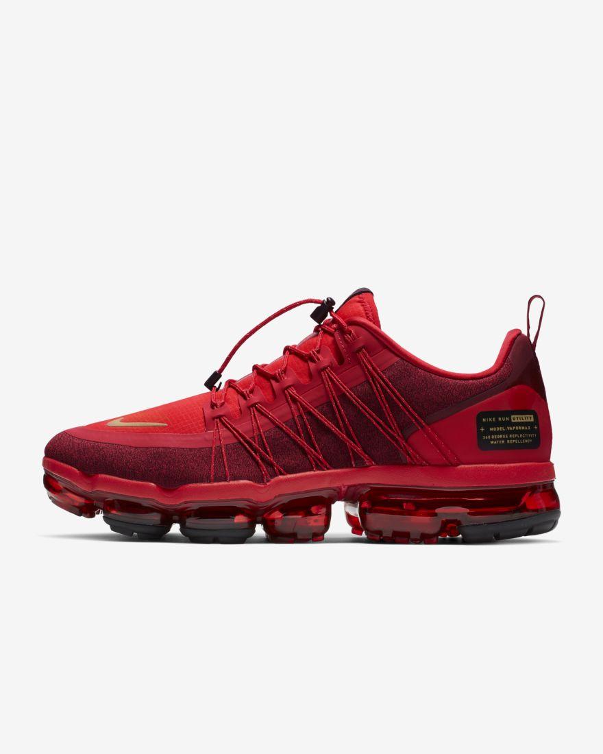 cc6e37120c Nike Air VaporMax Utility CNY Shown: University Red/Black/Black/Metallic  Gold Style: BQ7039-600