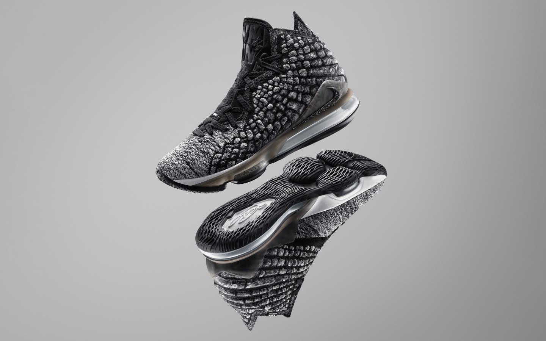 Nike LeBron. Nike HU