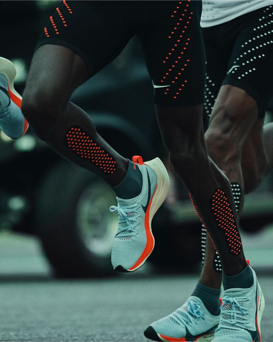 Nike Vaporfly shoes are not banned but Eliud Kipchoge's are