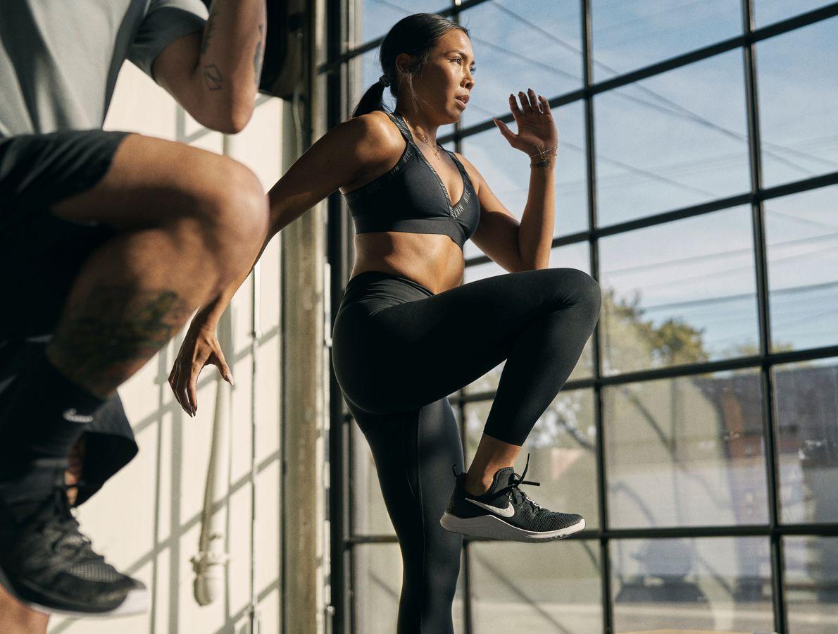 Nike Training Club alkalmazás. Nike HU