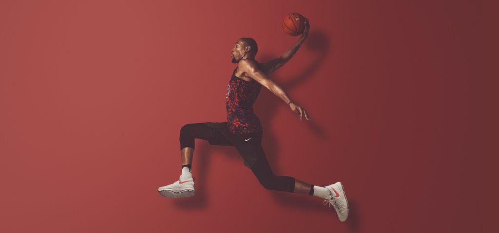 NIKE Mens Zoom KD 9 Basketball Shoe