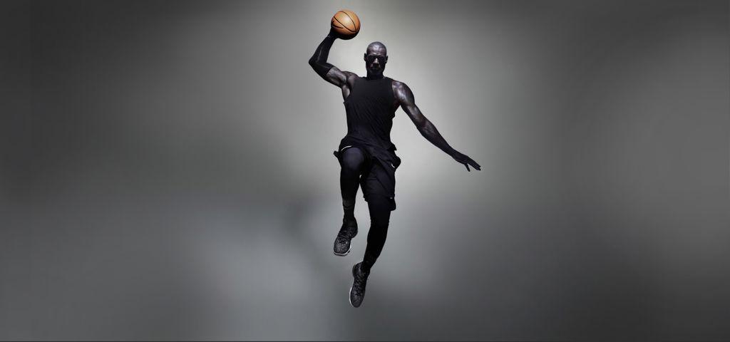 Nike Air Max Nike Basketball LeBron James Schuhe München