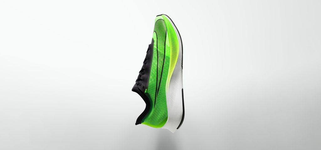 Apresentamos a linha Nike Zoom Fly, que inclui as Zoom Fly 3