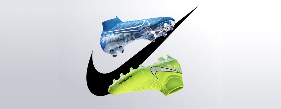 Nike Fútbol. AR