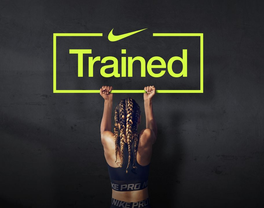 Приложение Nike Training Club. Nike RU
